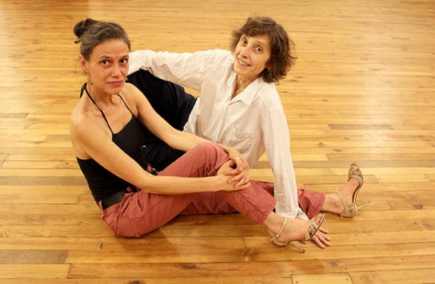 Anita Praz & Claudia Petit